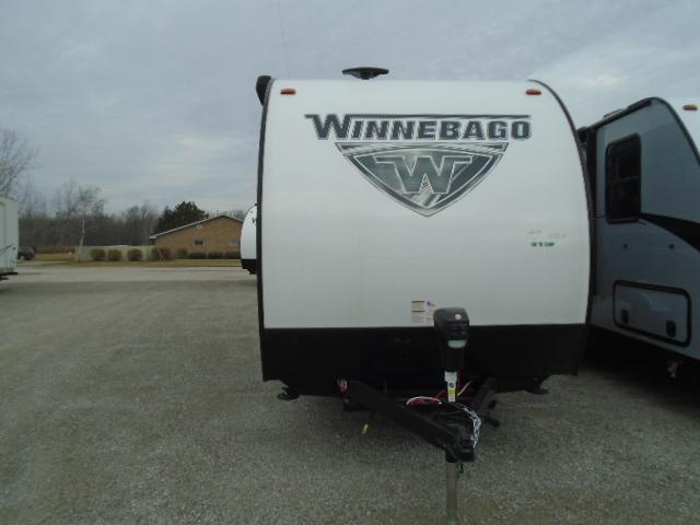 2018 USED Winnebago WINNIE DROP WD1790 Travel Trailer