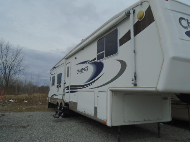 2005 Keystone RV CHALLENGER 36 TDB   5th Whl