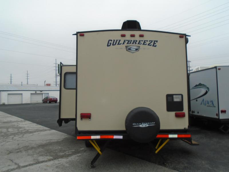 2016 Gulfstream GULF BREEZE 23CBI Travel Trailer