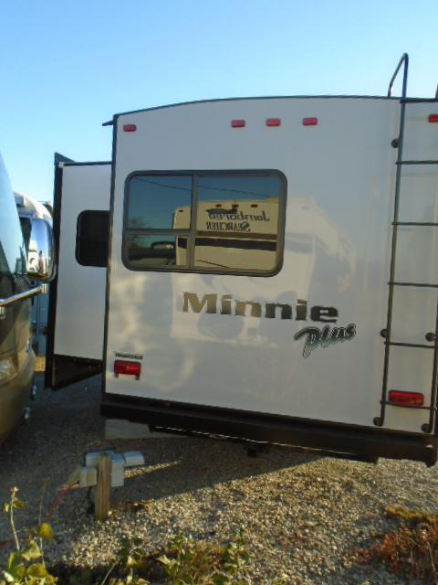 2018 Winnebago Minnie Plus Minnie Plus 27REOK -  5th Whl