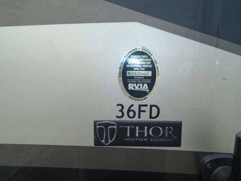 2012 Thor CHALLENGER M-36FD Class A RV