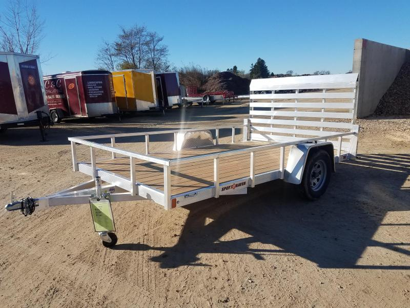 2019 Sport Haven AUT712-S Utility Trailer