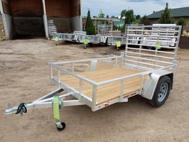 2018 Sport Haven AUT508 Utility Trailer