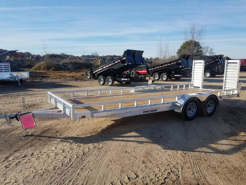 2019 Sport Haven AHD720T Car / Racing Trailer