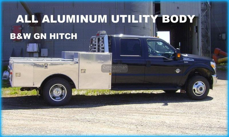 2019 Zimmerman 97x109 Truck Body