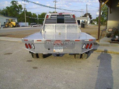 2017 Zimmerman 97x109 Truck Body