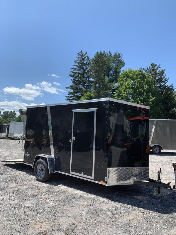 2020 Pace 6x12 +2ft V nose trailer Ramp door/Extra Height in NH