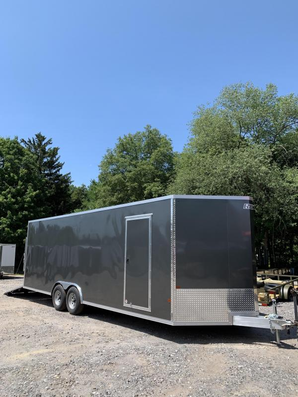2019 EZhauler 8.5x24 Aluminum Trailer Extra height/9990gvwr/finished inter. in Ashburn, VA