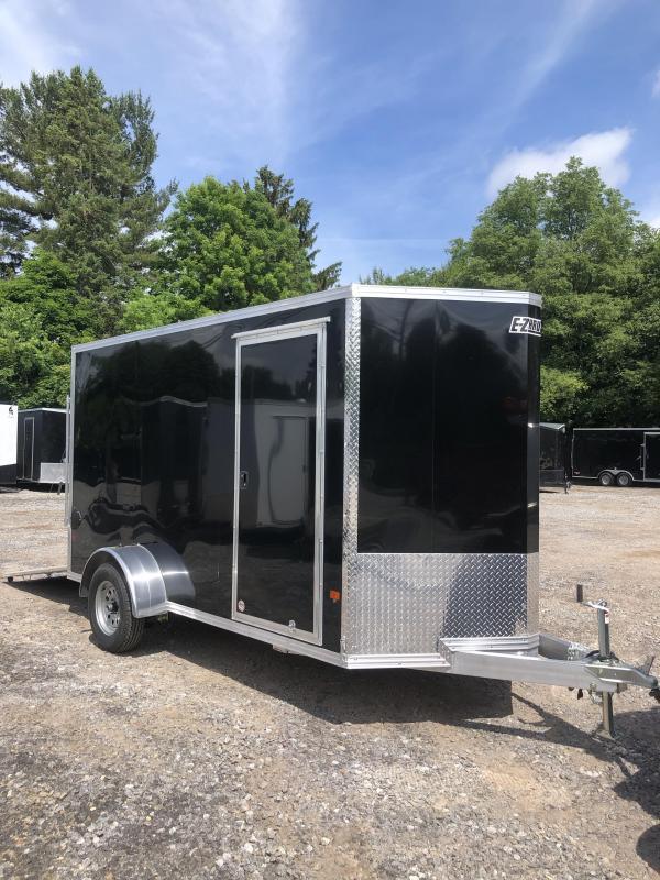 2019 EZ Hauler 6x12 Enclosed Cargo Trailer in NH
