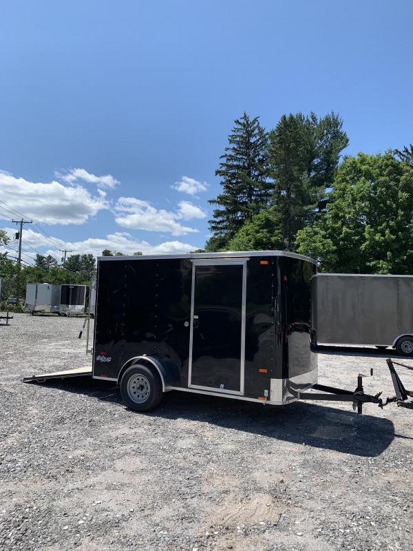 2020 Pace 6x10 trailer with Ramp door/undercoated frame in NH