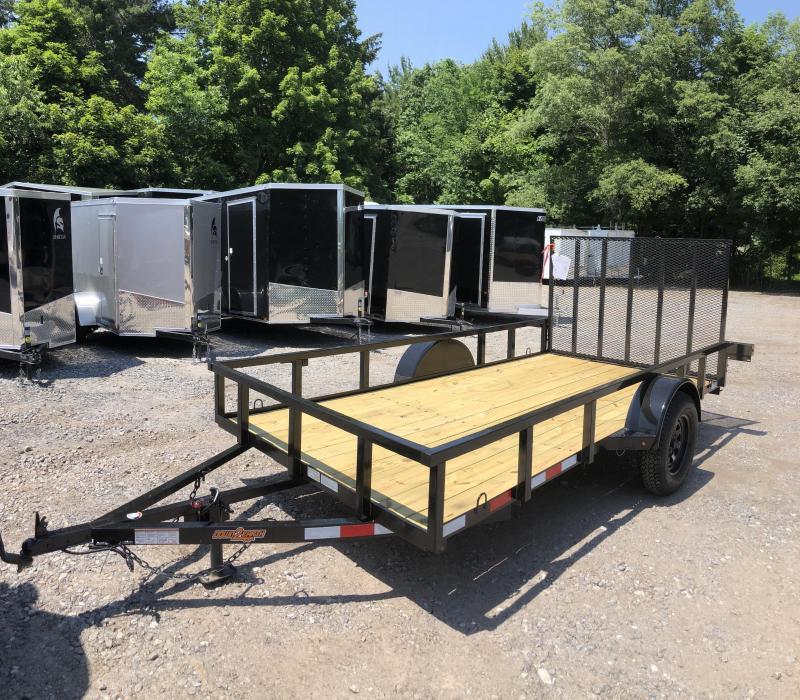 2019 Down 2 Earth Trailer 6x12 Utility Trailer 2990gvwr  in NH
