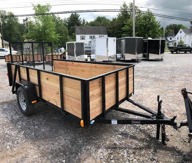 2019 Force 5x10 High-Side Woodside Utility Trailer 2990gvwr in NH
