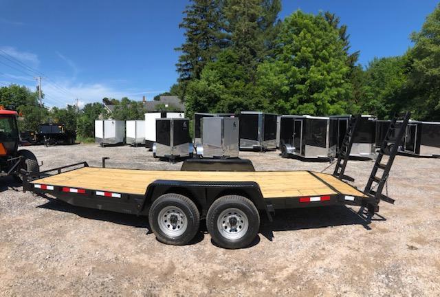 2019 Down 2 Earth Trailer 7x20 Equipment Trailer 9990gvwr in NH
