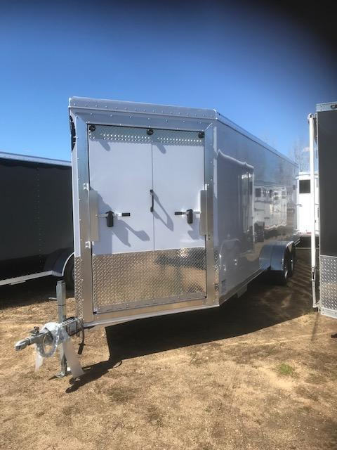 2019 Featherlite 1610V 24' Enclosed Trailer