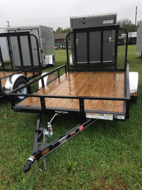 2019 PJ Trailers 10' Equipment Trailer