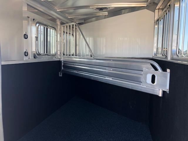 "2018 Featherlite 2H Slant w/ 24"" Dressing Room"