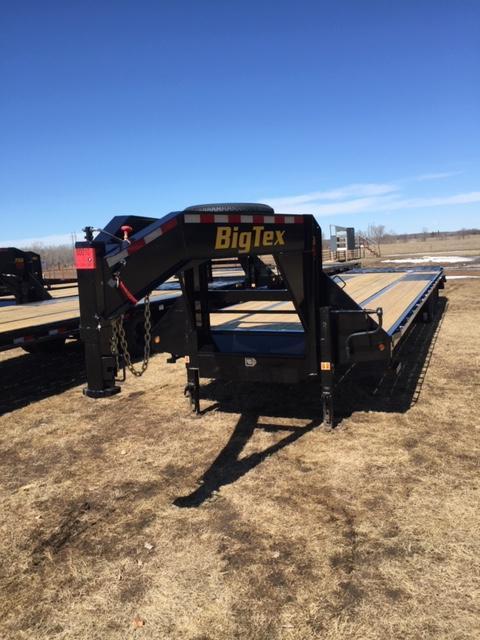 2019 Big Tex 35' Flatbed Trailer