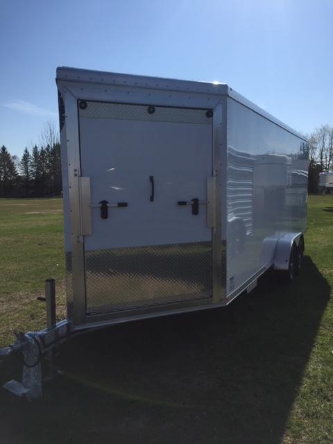 2020 Featherlite 1610V-20 Enclosed Cargo Trailer