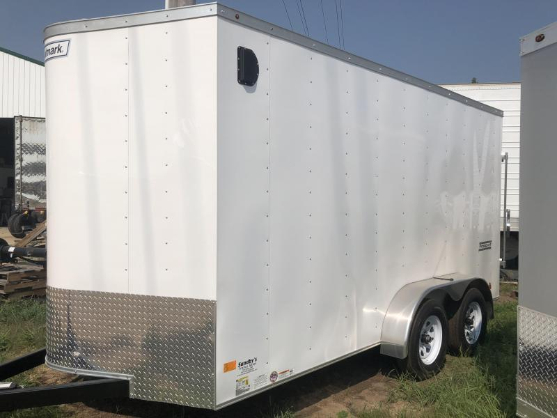 2018 Haulmark 14' Enclosed Cargo Trailer