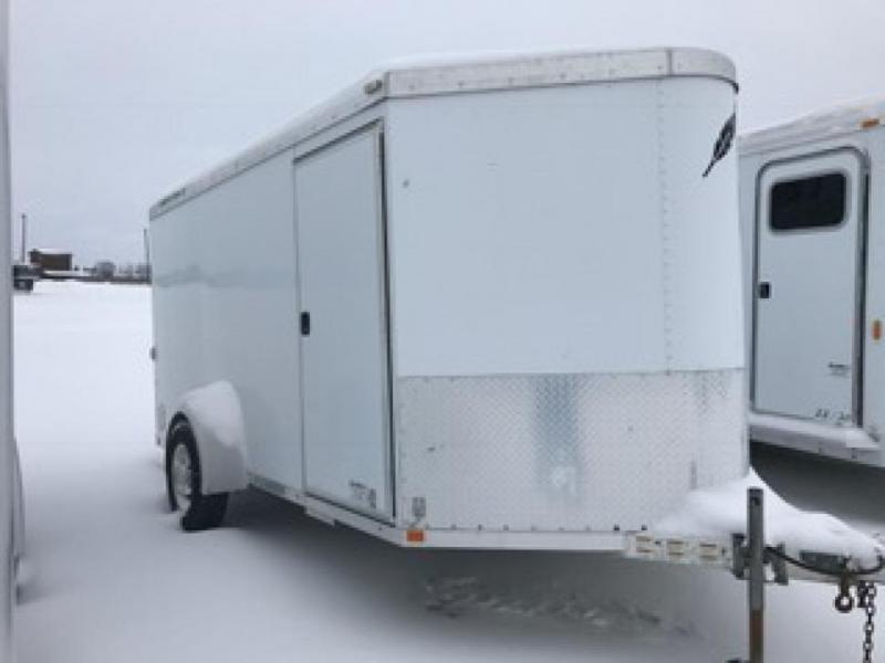 2006 FEATHERLITE 12' ENCLOSED TRAILER