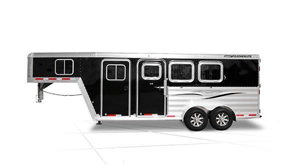 2019 Featherlite 3H Horse Trailer