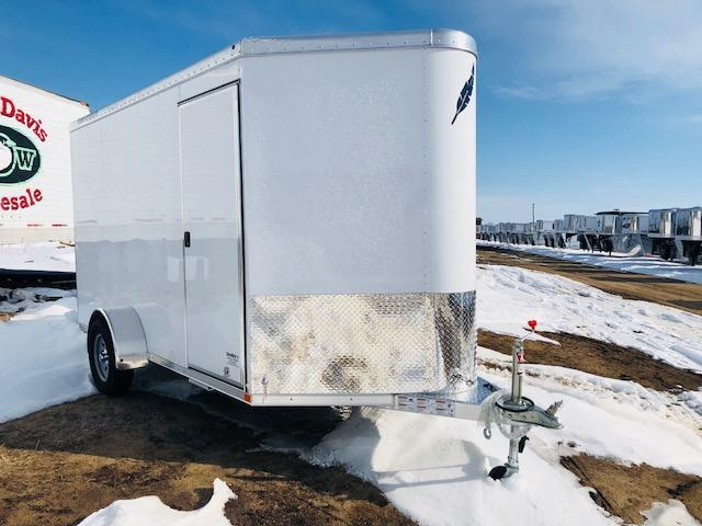 2018 Featherlite 12' Enclosed