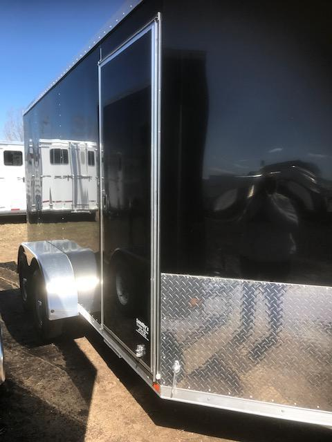 2019 Featherlite 14' Enclosed Cargo Trailer