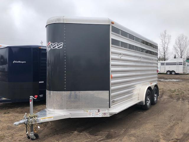 2019 Exiss 3 Horse Stock/Combo