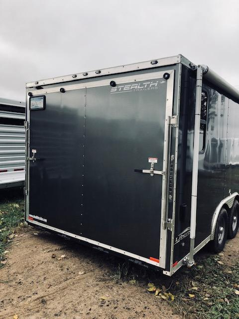 2018 Stealth 18 Enclosed Trailer
