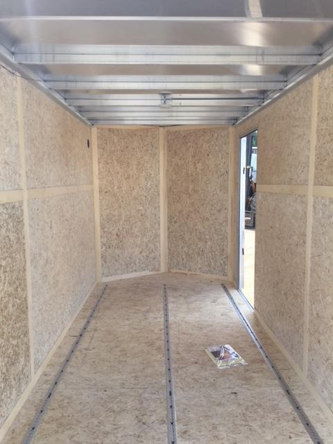 2018 Haulmark Passport 6X12 Enclosed Cargo