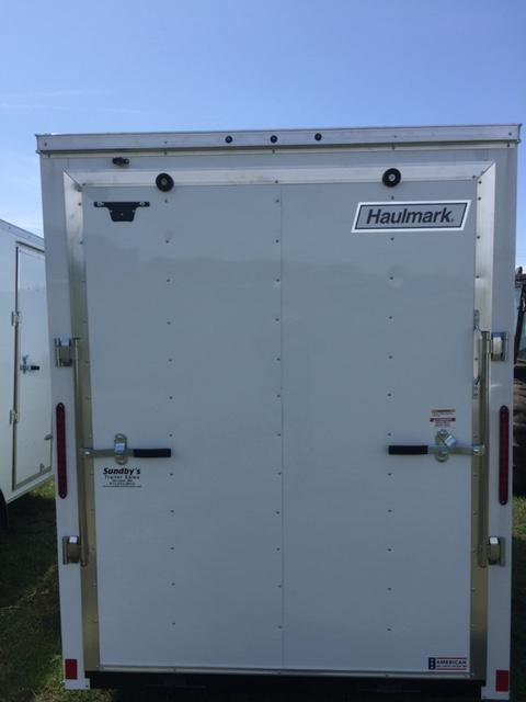 2020 Haulmark PP612S2 Enclosed Cargo Trailer