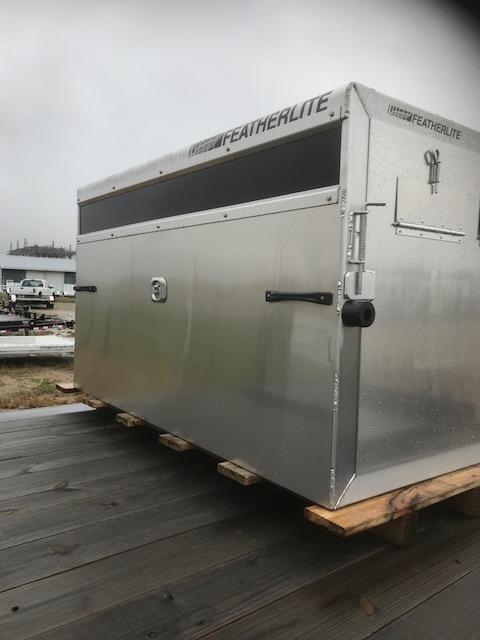 2019 Featherlite 8191 6' Truck Box Stock