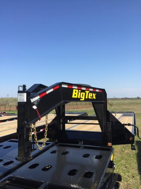 2019 Big Tex 25+5' Flatbed Trailer