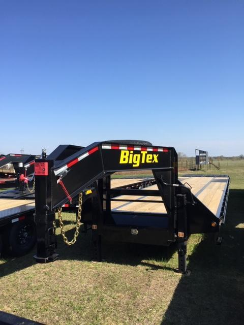 2019 Big Tex 35+5' Flatbed Trailer