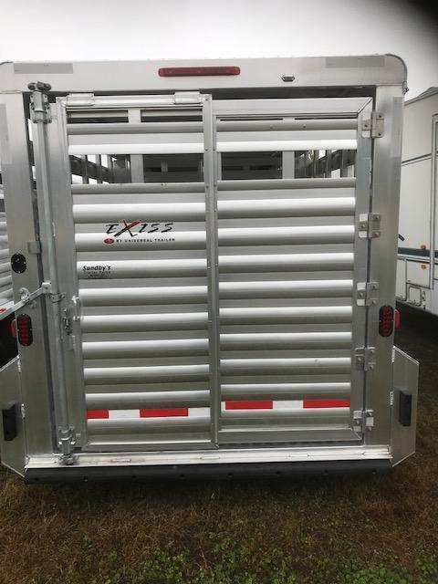 2019 Exiss Trailers 7020 Livestock Trailer