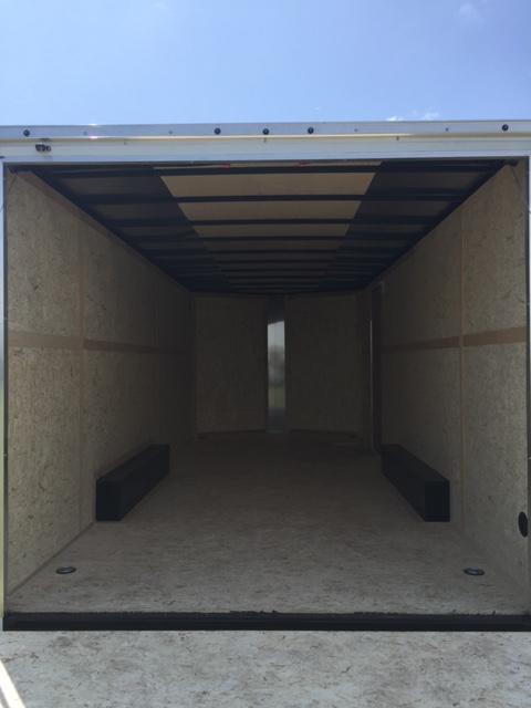 2019 Haulmark PP8520T3 Enclosed Cargo Trailer