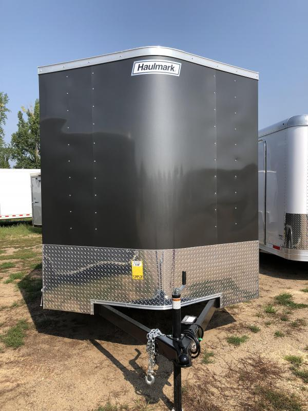 2018 Haulmark 16' Enclosed Cargo Trailer