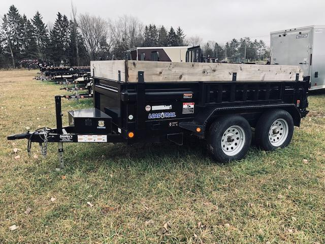 2014 Load Trail 10' Dump Trailer