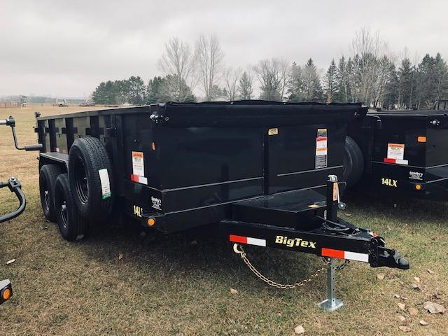 2019 Big Tex 14' Dump Trailer
