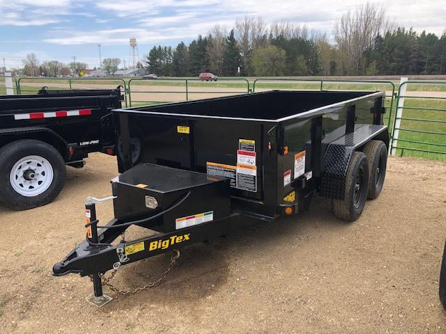 2019 Big Tex 5X10' Dump Trailer
