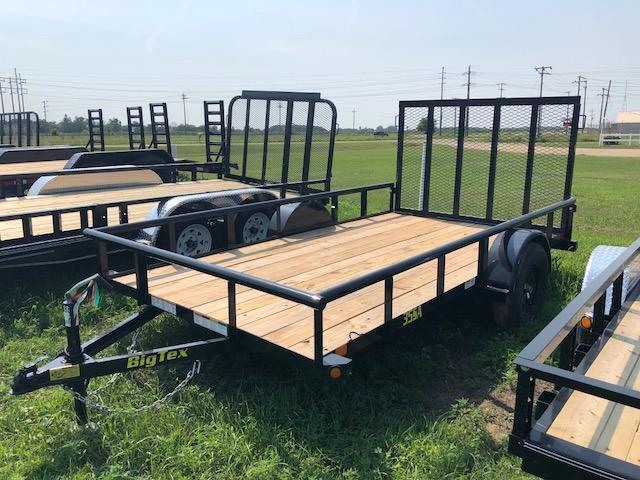 2019 Big Tex Trailers 35-SA 12' Utility