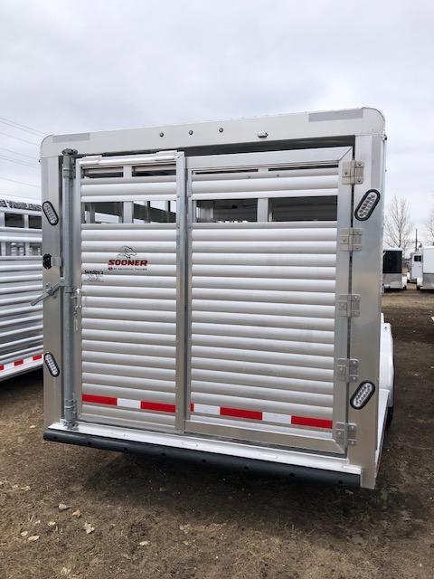 2019 Exiss Trailers 7626 Livestock Trailer