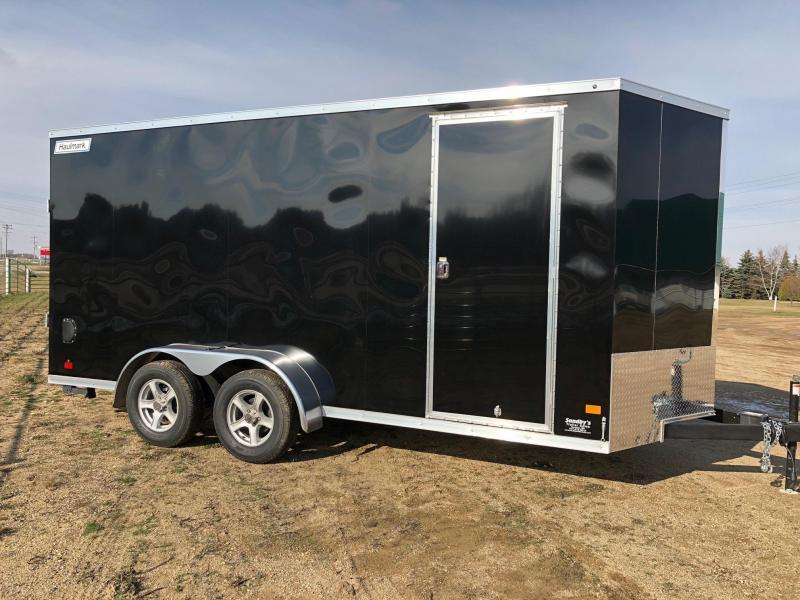2017 Haulmark V5000 16' Enclosed