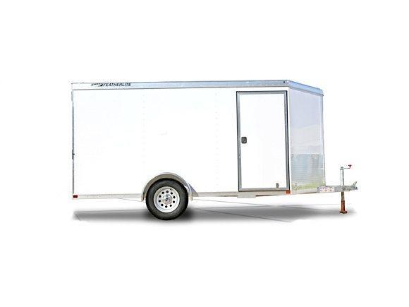 2019 Featherlite 1610 Enclosed Cargo Trailer