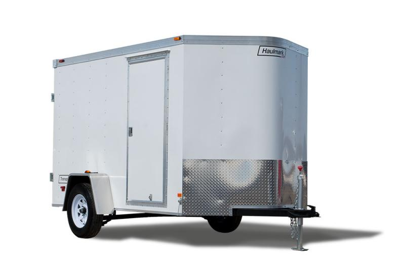 2019 Haulmark PP612S2 Enclosed Cargo Trailer