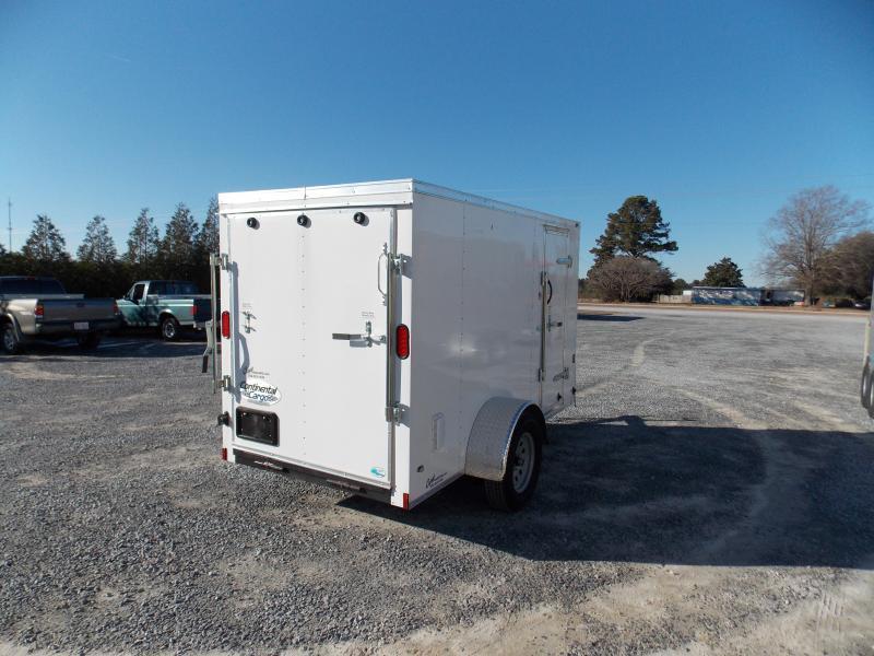 2019 Continental Cargo GANS612SA Enclosed Cargo Trailer