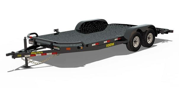 2020 Big Tex Trailers 10DM-20 Car / Racing Trailer
