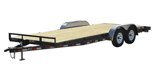 2020 PJ Trailers C5182 Car / Racing Trailer