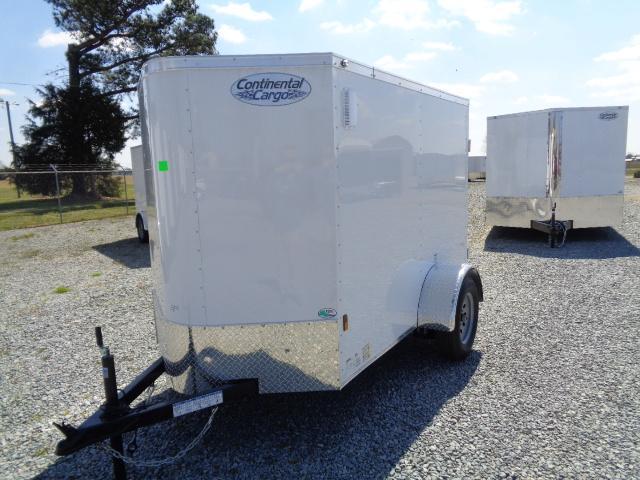 2020 Forest River GANS58SA Enclosed Cargo Trailer