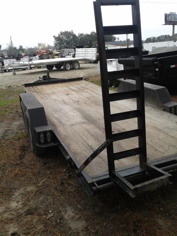 2006 Other PROLINE 18 Flatbed Trailer